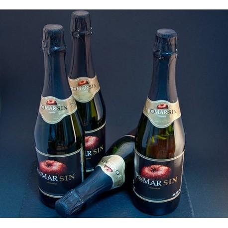 Sidra Pomar Sin alcohol 75Cl. caja de 6 unidades